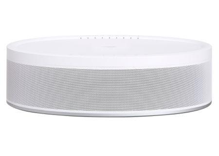 Yamaha White MusicCast 50 Wireless Speaker - WX-051WH