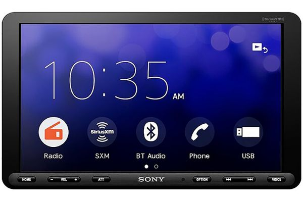 """Large image of Sony 8.95"""" Media Receiver With Bluetooth - XAV-AX8000"""