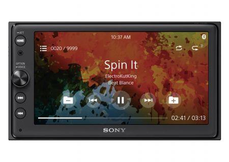 Sony - XAVAX100 - Car Video