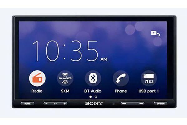 "Large image of Sony 6.95"" Media Receiver w/ Bluetooth & Weblink Cast - XAV-AX5500"