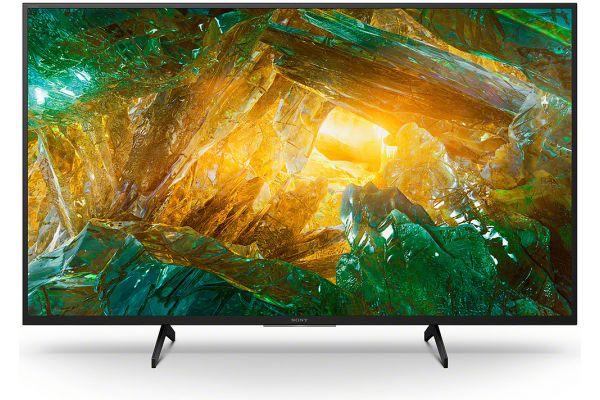 "Large image of Sony 49"" 4K Ultra HD LED Smart TV - XBR49X800H"