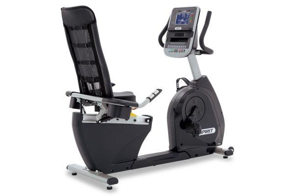 Large image of Spirit Fitness Exercise Bike - 551118