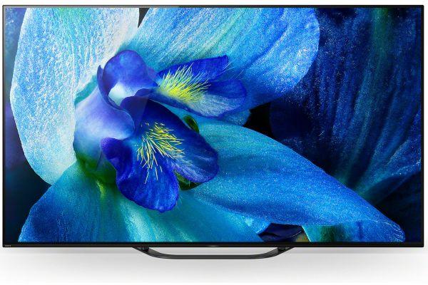 "Large image of Sony OLED 55"" 4K HDR Smart TV - XBR55A8G"
