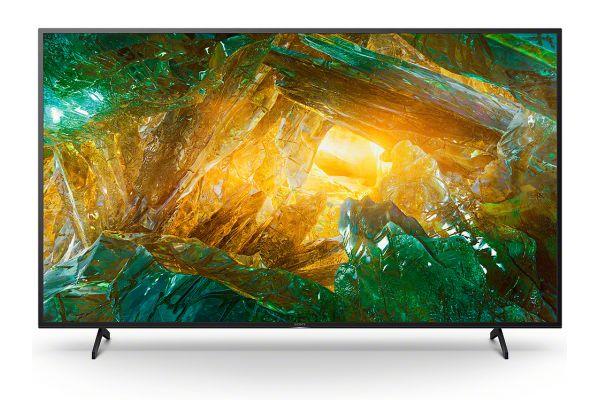"Large image of Sony 55"" 4K Ultra HD LED Smart TV - XBR55X800H"