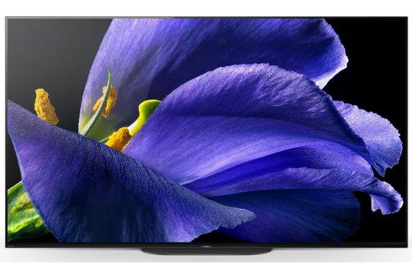 "Large image of Sony OLED 65"" 4K HDR Ultra Smart HDTV - XBR65A9G"