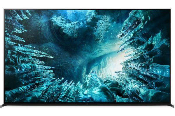 "Large image of Sony 75"" XBR Z8H Series Dark Silver 8K HDR Smart HDTV - XBR75Z8H"