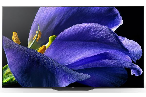 "Large image of Sony 77"" OLED 4K HDR Ultra Smart HDTV - XBR77A9G"