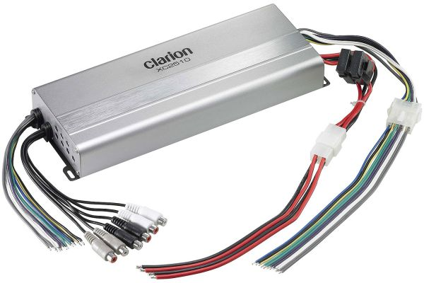 Clarion Micro Size 5/4/3 Channel Class D Marine Amplifier - 92761