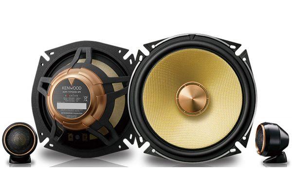 "Large image of Kenwood Excelon 7"" Component Speaker System (Pair) - XR-1703HR"