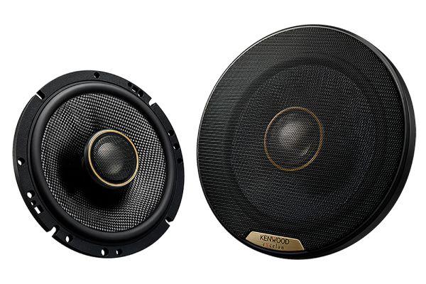 "Large image of Kenwood Excelon 6-1/2"" High-Resolution 2-Way Speakers (Pair) - XR-1701"