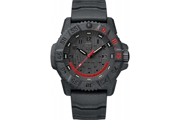 Large image of Luminox Sea Series Limited Edition Master Carbon SEAL Mens Watch - XS3801EY