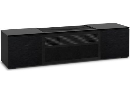 Salamander Credenza Collection Chicago Black Sony 4K Projector Cabinet - X/SNY245CH/BO
