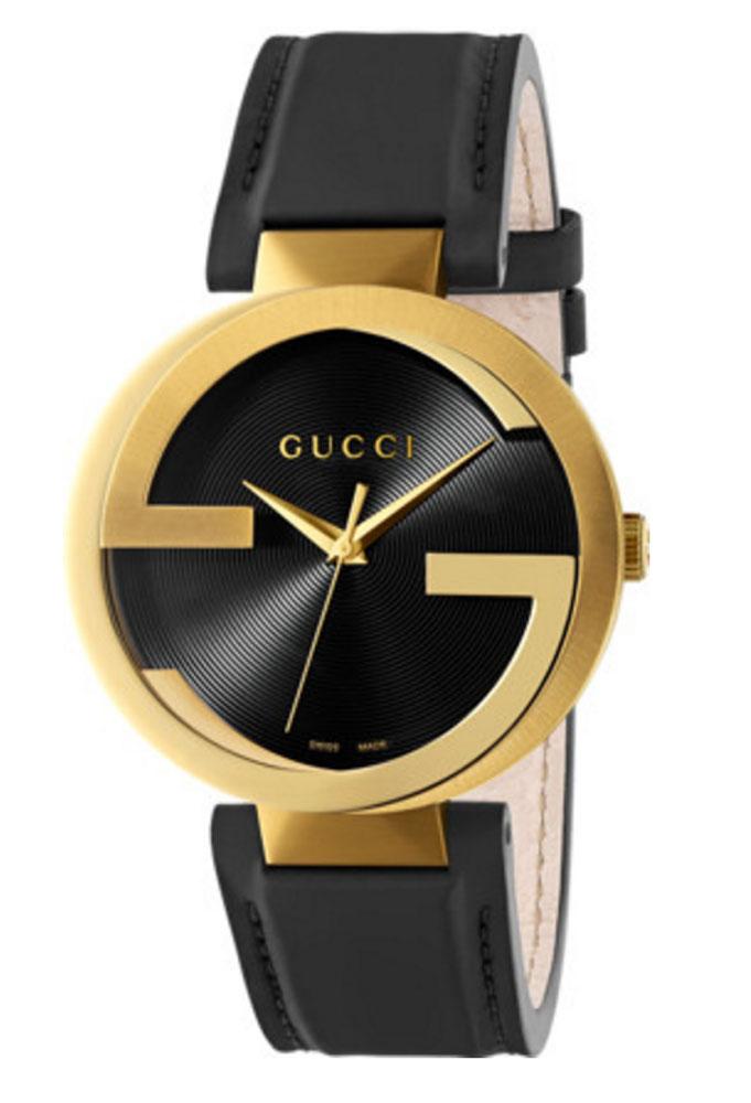 gucci interlocking yellow gold womens ya133212