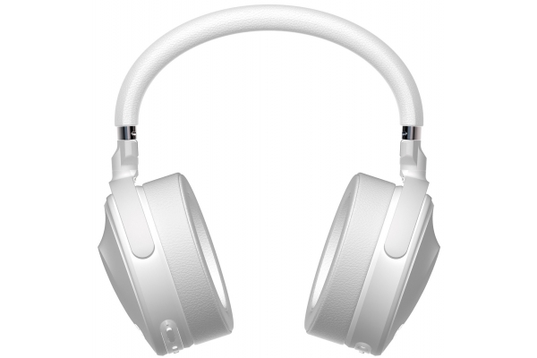 Large image of Yamaha White Over-Ear Wireless Noise Cancelling Headphones - YH-E700AWH