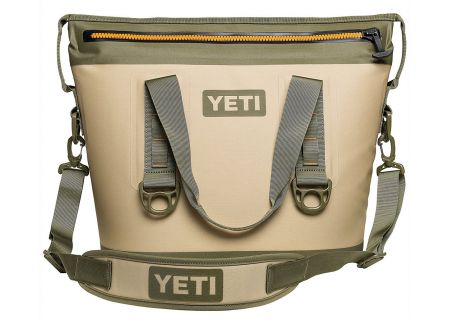 YETI Field Tan Hopper Two 30 Portable Cooler - 18025120000