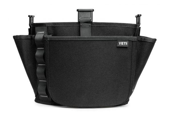 Large image of YETI Black LoadOut Bucket Utility Gear Belt - YLOBUGB