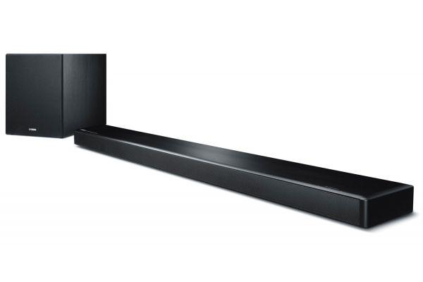 Yamaha MusicCast Sound Bar With Wireless Subwoofer  - YSP-2700BL