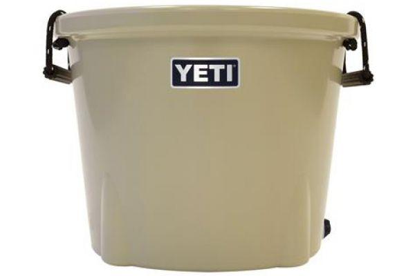 Large image of YETI Tank 45 Ice Bucket Cooler In Desert Tan - 17045010000