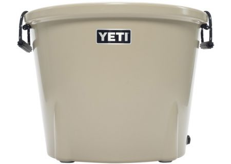 YETI Desert Tan Tank 85 Ice Bucket Cooler - 17085010000