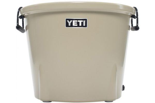 Large image of YETI Tank 85 Ice Bucket Cooler In Desert Tan - 17085010000