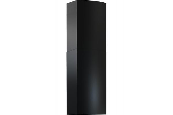 Large image of Zephyr 12 Ft. Black Hood Duct Cover Extension - Z1C01SAB