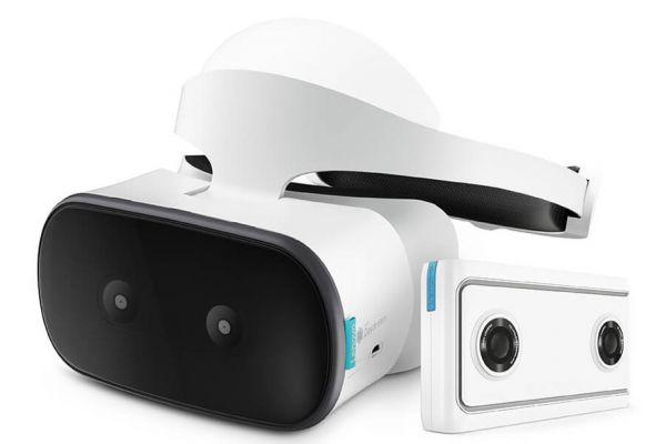 Lenovo Mirage Solo With Daydream Virtual-Reality Headset - ZA3C0003US