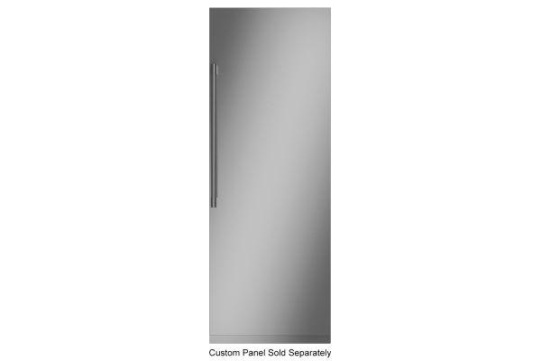 "Large image of Monogram 30"" Panel Ready Built-In Column Refrigerator - ZIR301NPNII"