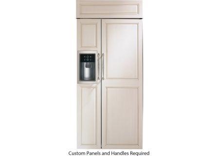 Monogram - ZISB360DK - Built-In Side-by-Side Refrigerators