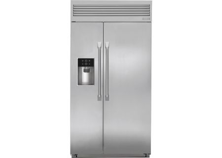 Monogram - ZISP420DKSS - Built-In Side-by-Side Refrigerators
