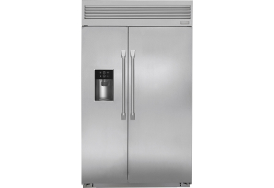 Monogram - ZISP480DKSS - Built-In Side-by-Side Refrigerators
