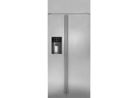 Monogram - ZISS360DKSS - Built-In Side-by-Side Refrigerators