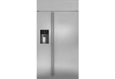 Monogram - ZISS420DKSS - Built-In Side-by-Side Refrigerators