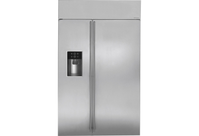 Monogram - ZISS480DKSS - Built-In Side-by-Side Refrigerators