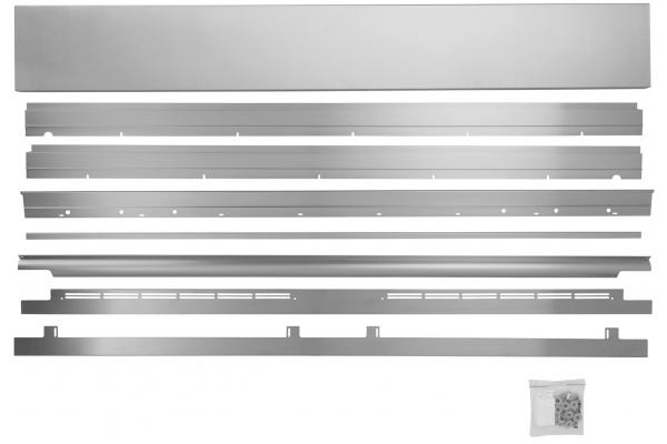 Large image of Monogram Stainless Steel Unification Kit - ZKBSN720N