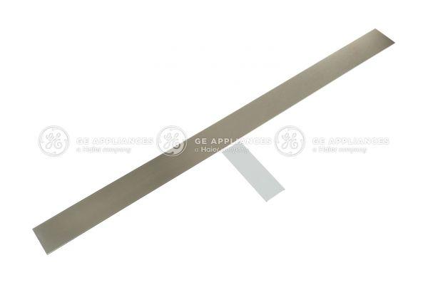 """Monogram 48"""" Stainless Steel Toekick For Column Refrigeration - ZKK48N"""