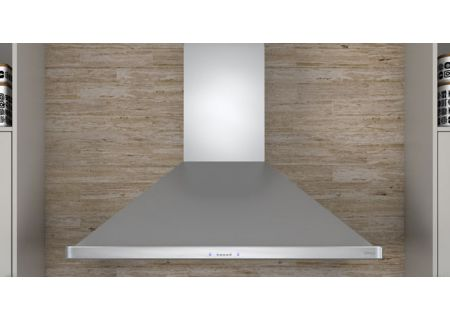 "Zephyr 36"" Siena Stainless Steel Chimney Wall Hood - ZSI-E36BS"