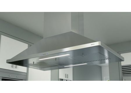 "Zephyr Siena Pro 42"" Stainless Steel Island Hood - ZSL-E42BS"
