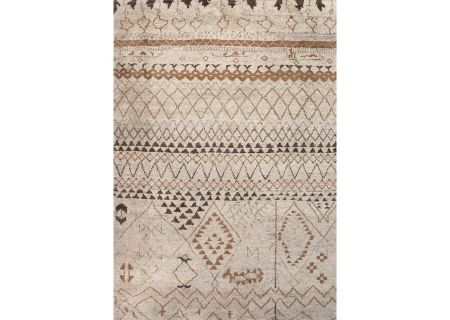 Jaipur Living Zuri Collection ZamundaTurtledove Area Rug - ZUI05-8X10