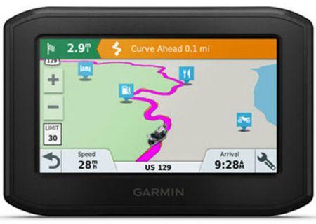 Garmin Zumo 396 LMT-S GPS Motorcycle Navigation System - 010-02019-00