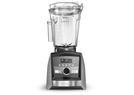 Vitamix Ascent A3500 Brushed Stainless Metal Blender - 061005