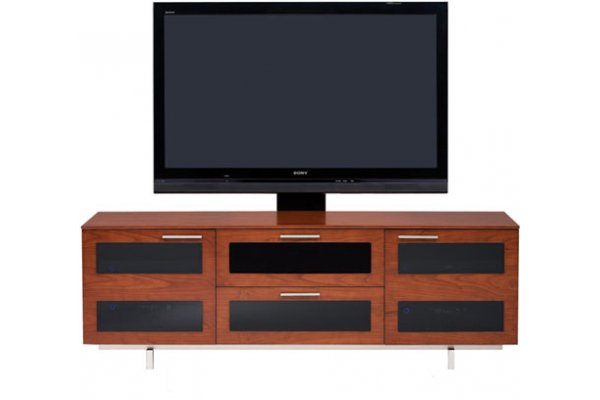 Large image of BDI Avion 8927 II Cherry TV Stand - 8927 CH