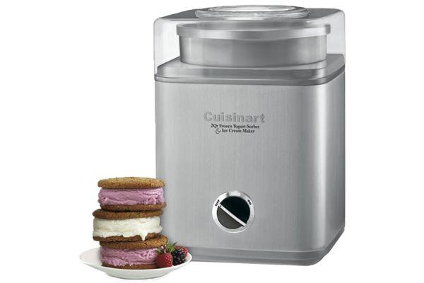 Cuisinart Frozen Yogurt and Ice Cream Maker - ICE-30BC