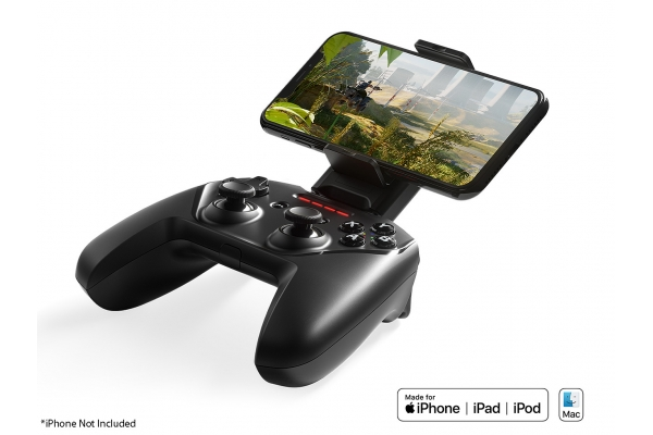 Large image of SteelSeries Nimbus+ Apple Gaming Controller - 69089