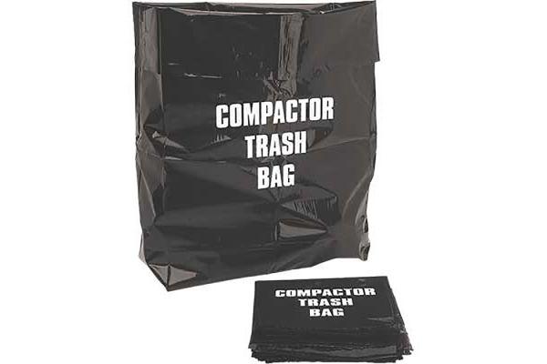"""Large image of Broan 12"""" Trash Compactor Bag (12 Pack) - 1006"""