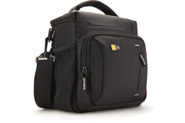 Large image of Case Logic Black DSLR Shoulder Bag - 3201477