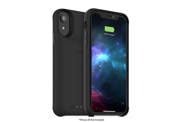mophie Juice Pack Access Black Case For iPhone XR - 401002821