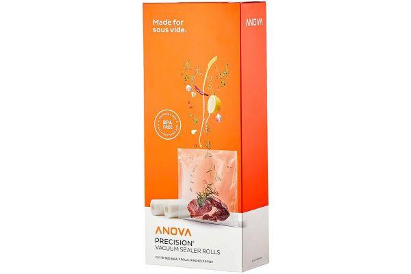 Large image of Anova Precision 2-Pack Vacuum Sealer Rolls - ANVR01