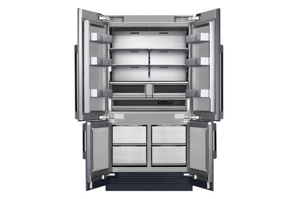 """Dacor Modernist 42"""" Panel Ready Built-In 4 Door French Door Refrigerator - DRF427500AP"""