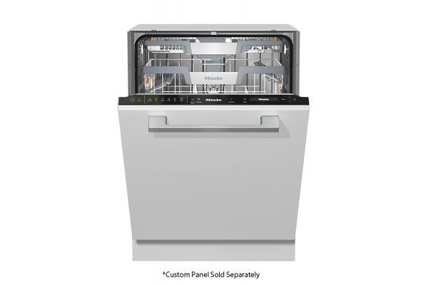 "Large image of Miele 24"" Panel-Ready Fully Integrated Dishwasher XXL w/ AutoDos - 11388030"