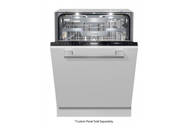 "Large image of Miele 24"" Panel-Ready Fully Integrated Dishwasher - 11388140"